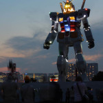 Giant Robot Statues Attack Japan!