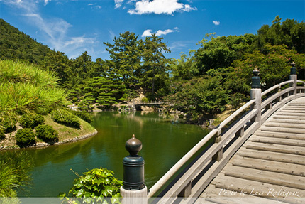 Ritsurin Park - Japan