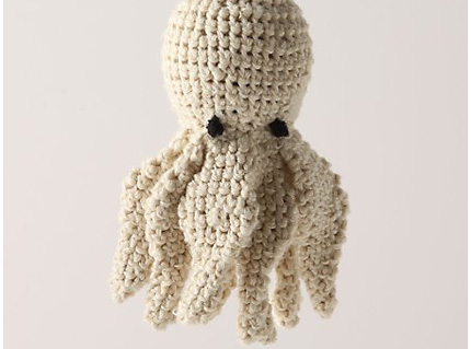 Amigurumi Octopus