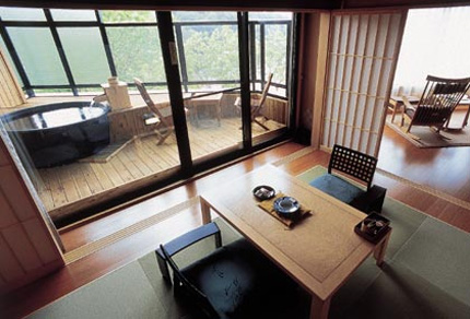 i heart japan – Japan travel tips and info about Japan » Top 5 Ryokan With  Private & Public Onsen