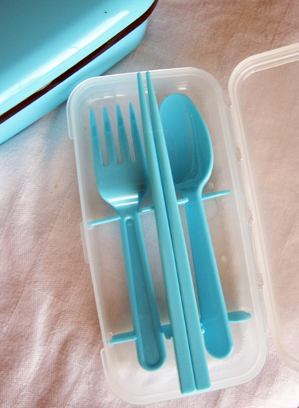 bento fork and knife