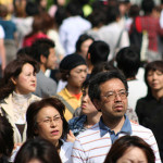 Japan's Population Shrinking