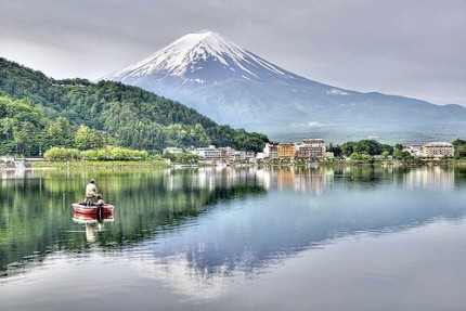 Mount Fuji - Travel Japan