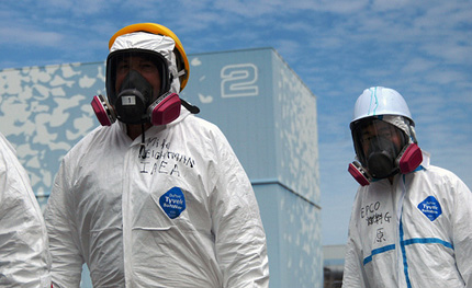 Fukushima Plant workers