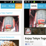 Meetup and Guide App for Japan Travellers