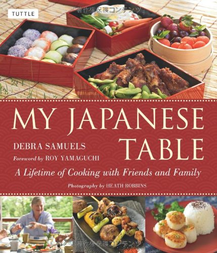 My Japanese Table - Book Review