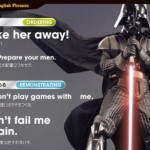 Learn English with Darth Vader