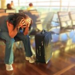 Travel Tip – Don't Freak Out at the Airport